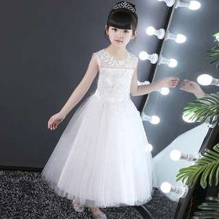Flower girl dress 🌹performance dress 🌹 birthday 🎂 party dress