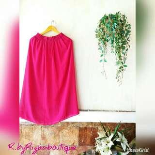 Viaala Pink Fanta Skirt