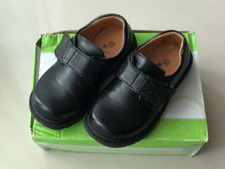 Boy Formal Black Shoe 15cm (2-3yrs) #20under