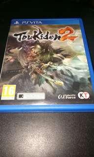 Ps vita game - TOUKIDEN 2