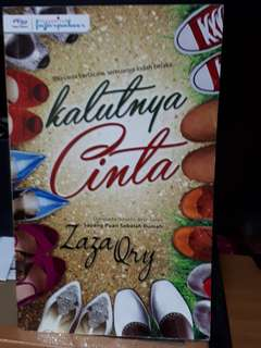 Malay Novel - Kalutnya Cinta