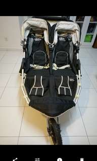 Tike Tech 3X city Stroller