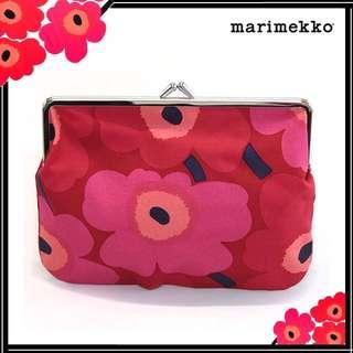 marimekko pouch/purse