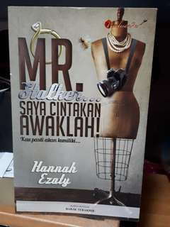 Malay Novel - Mr Stalker... Saya Cintakan Awaklah!
