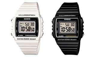 Casio Digital Watch W215H