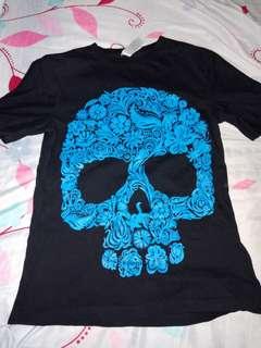 Black Skull Shirt