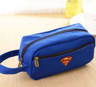 Brand New Super Hero Pencil Case