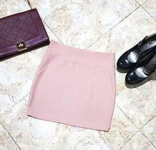 #CarousellCintaBumi Pink Bodycon Skirt