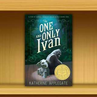 BN - The One and Only Ivan By Katherine Applegate