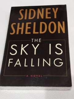 """Sidney Sheldon """"The Sky is Falling"""""""