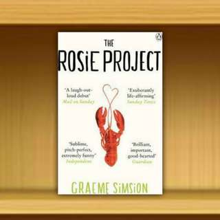 BN - The Rosie Project : Don Tillman By Graeme Simsion