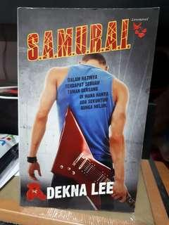 Malay Novel - S.A.M.U.R.A.I