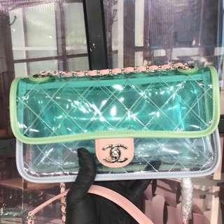 Chanel PVC Bag 2018 Premium