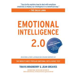Emotional Intelligence 2.0 by Travis Bradberry, Jean Greaves - EBOOK