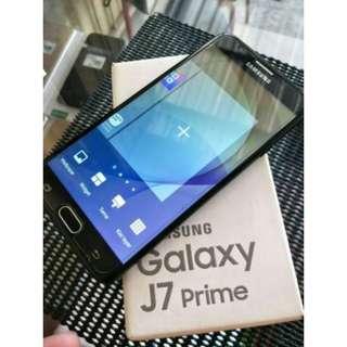 HP Samsung Galaxy J7 Prime Mulus 95% Pemakaian 2 Bulanan