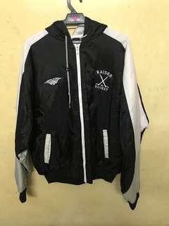 Raider hoodie jacket