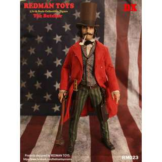 PRE-ORDER : Redman Toys RM023 - 1/6th Scale Collectible Figure - The Butcher