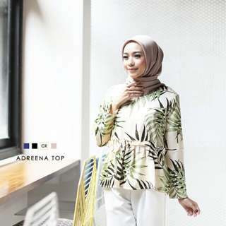 Palm Top Blouse