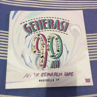 Generasi 90 an