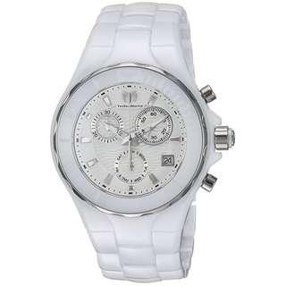 代購 TechnoMarine  女士 40毫米 陶瓷 計時手錶