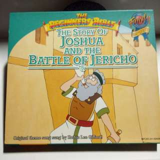 VCD: The Story of Joshua & The Battle of Jericho