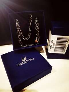 Brand new Swarovski 60cm necklace