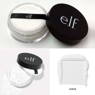 e.l.f. elf Studio HD Powder Corrective Yellow / Sheer / Soft Luminance