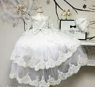 baptismal gown customize