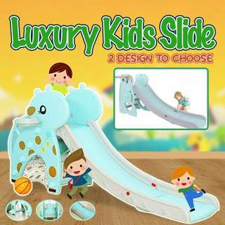 LUXURY KIDS SLIDES