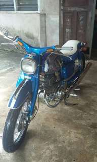 ANTIK HONDA BAKLEY FOR SALE
