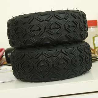 """10 x 4.00 """" inch Off Road Tyres"""