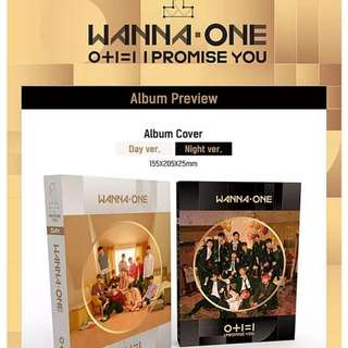 Wanna One Album