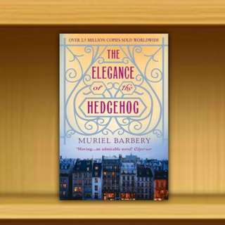 BN - The Elegance of the Hedgehog By Muriel Barbery
