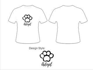 BUY A SHIRT AND HELP A LOVING DOG!