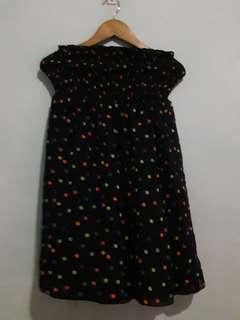 Tube Lace Mini Dress