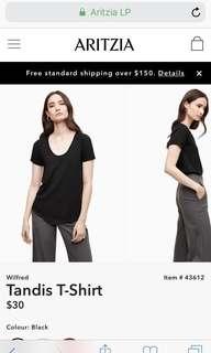 Wilfred tshirt