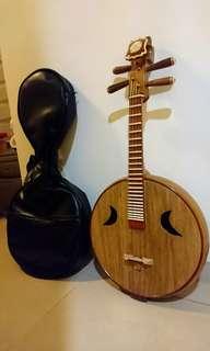 中阮 中樂 樂器