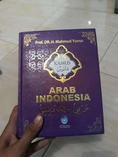 Kamus Arab-Indonesia Prof. Dr. H. Mahmud Yunus