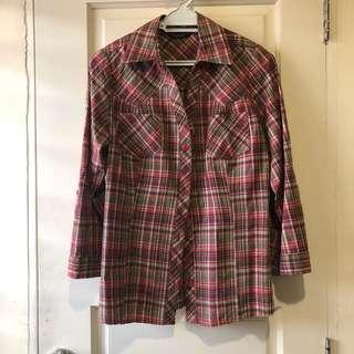 DP Checkered Shirt
