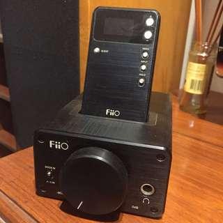 Fiio E17 & E09K