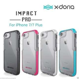 X-Doria Impact Pro Slim Shock Proof Protection Case Cover For iPhone 7/8 / 7 Plus/8Plus