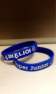 Super Junior 應援手帶