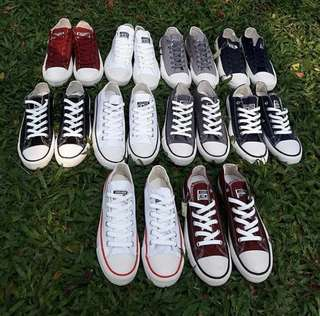 Converse all star for man