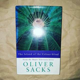The Island of the Colour Blind by Oliver Sacks (Hardbound)