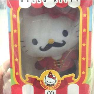Hello Kitty 麥當勞限量娃娃