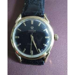 5O 年代 Omega Seamaster 自動男裝金錶