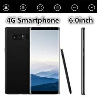 6.0 Inches 18:9 HD Curved Screen 4GB RAM +64GB ROM Smartphone 4G Android 7.0 2100mAh