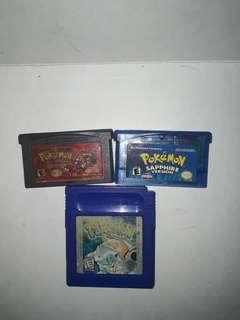 Pokemon Game Bundle