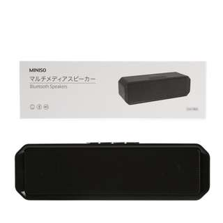 Dual-Speaker Bluetooth Speaker (Black) Model no. T16
