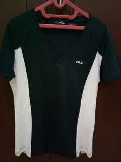 Tshirt merk FILA